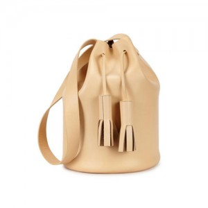 Building-Block-Bucket-Almond-Leather-Bag-Front