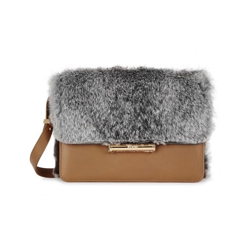 Jason Wu Diane Fur-Panelled Bag
