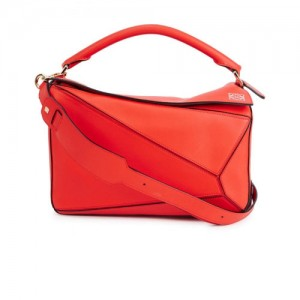 Loewe_Puzzle_Red_Tote_Bag_Front