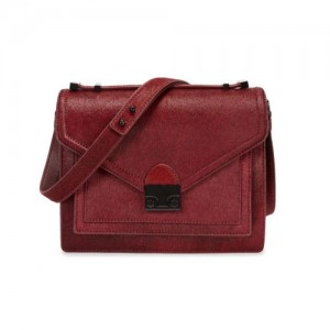 loeffler-randall-rider-medium-maroon-calf-hair-satchel-front